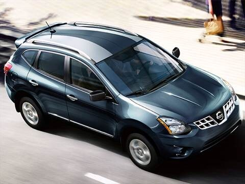 2015 nissan rogue select s sport utility 4d pictures and videos kelley blue book. Black Bedroom Furniture Sets. Home Design Ideas