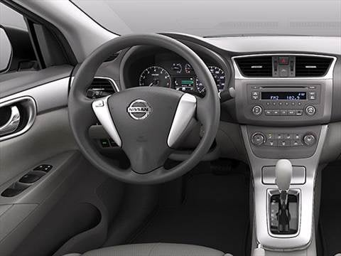 2015 nissan sentra fe s sedan 4d pictures and videos. Black Bedroom Furniture Sets. Home Design Ideas