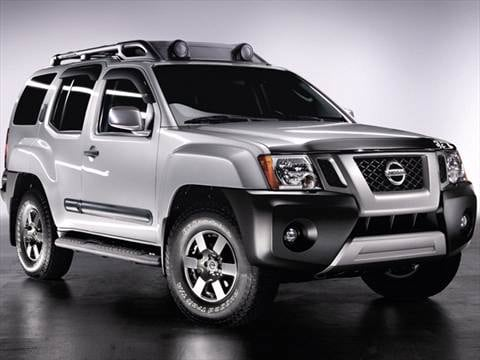 Used Nissan Xterra >> Nissan Xterra Pricing Ratings Reviews Kelley Blue Book