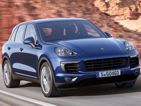 2015 Porsche Cayenne | Pricing, Ratings & Reviews | Kelley Blue Book