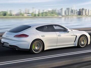 2015 Porsche Panamera Exterior