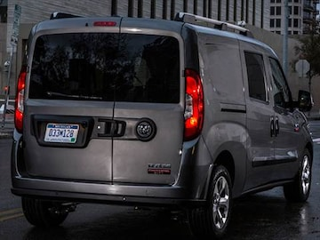 2015 ram promaster city pricing ratings reviews kelley blue book for Ram promaster city interior dimensions