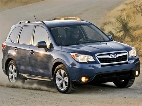 Subaru Forester Pricing Ratings Reviews Kelley Blue Book - 2015 subaru forester invoice price