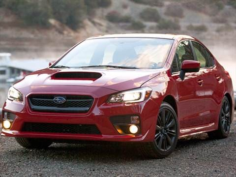 Subaru Wrx Sti Impreza 2017 >> 2015 Subaru WRX | Pricing, Ratings & Reviews | Kelley Blue Book