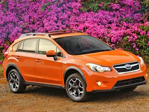 Subaru Xv Crosstrek Pricing Ratings Reviews Kelley Blue Book
