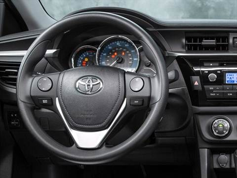2015 Toyota Corolla Pricing Ratings Reviews Kelley Blue Book