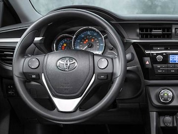 2014 toyota corolla manual mileage