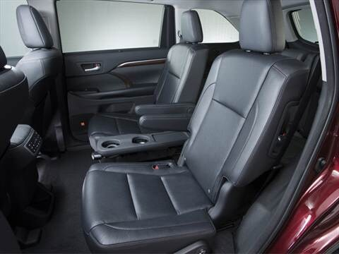 Marvelous 2015 Toyota Highlander Interior 2015 Toyota Highlander Interior ...