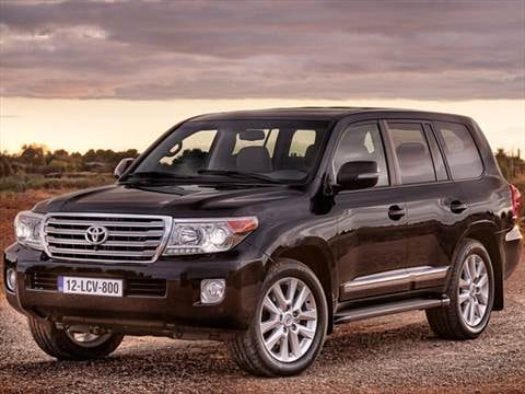 2015 Toyota Land Cruiser | Pricing, Ratings & Reviews | Kelley Blue