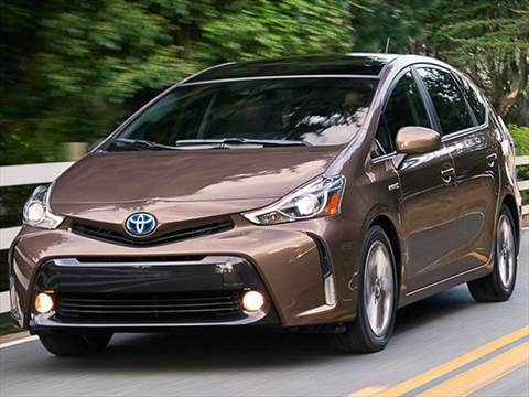 2015 toyota prius v pricing ratings reviews kelley blue book. Black Bedroom Furniture Sets. Home Design Ideas