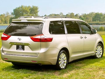 2015 toyota sienna pricing ratings reviews kelley. Black Bedroom Furniture Sets. Home Design Ideas