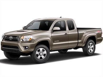 2015 toyota tacoma access cab pricing ratings reviews kelley blue book. Black Bedroom Furniture Sets. Home Design Ideas