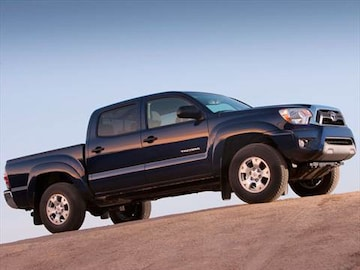 Toyota Tacoma V6 Towing Capacity >> 2015 Toyota Tacoma Double Cab | Pricing, Ratings & Reviews ...