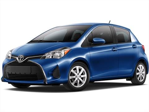 How much is a toyota yaris