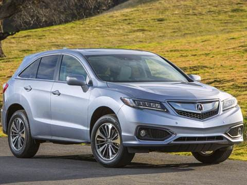 Acura RDX Pricing Ratings Reviews Kelley Blue Book - Acura rdx lease prices paid