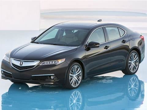 2016 Acura Tlx Pricing Ratings Reviews Kelley Blue Book