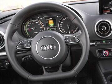 2016 Audi A3 Sportback E Tron Interior