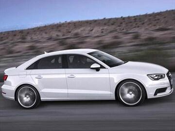 2016 Audi A3 Exterior