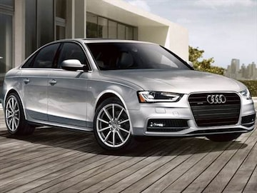 2016 Audi A4 Pricing Ratings Reviews Kelley Blue Book