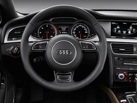 2016 audi allroad Interior