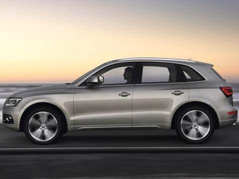 ... 2016 Audi Q5 Exterior