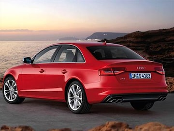 2016 audi s4 pricing ratings reviews kelley blue book. Black Bedroom Furniture Sets. Home Design Ideas
