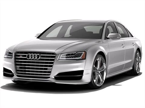 2016 Audi S8 | Pricing, Ratings & Reviews | Kelley Blue Book