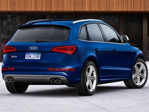 2016 Audi SQ5   Pricing, Ratings & Reviews   Kelley Blue Book