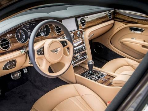 Bentley mulsanne price