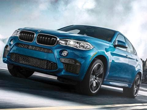 2016 Bmw X6 M Pricing Ratings Reviews Kelley Blue Book