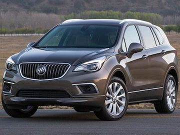 2016 buick envision pricing ratings reviews kelley blue book. Black Bedroom Furniture Sets. Home Design Ideas