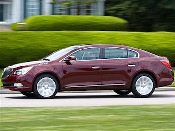 2016 buick lacrosse pricing ratings reviews kelley blue book. Black Bedroom Furniture Sets. Home Design Ideas