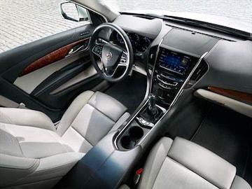 2016 Cadillac Ats Interior