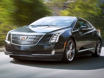2016 Cadillac Elr Exterior