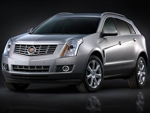 2016 Cadillac Srx Pricing Ratings Reviews Kelley Blue Book