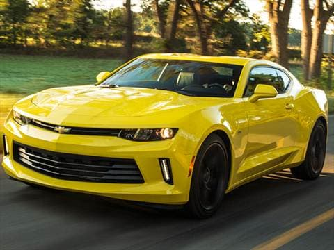 2016 Chevrolet Camaro Pricing Ratings Reviews Kelley Blue Book