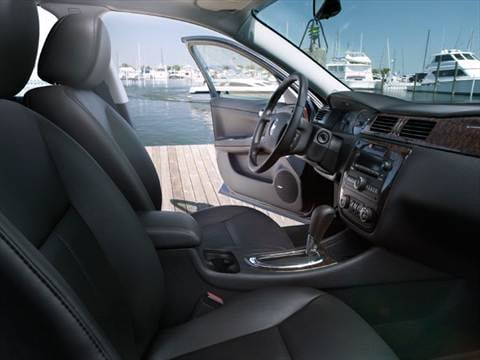 2016 chevrolet impala limited Interior