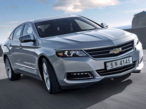 2016 Chevrolet Impala | Pricing, Ratings & Reviews | Kelley Blue Book