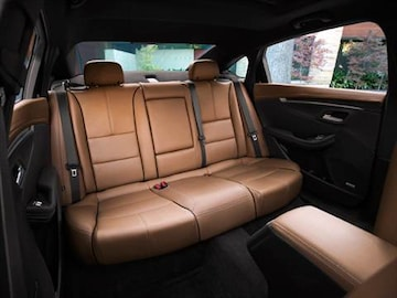 2016 Chevrolet Impala Interior