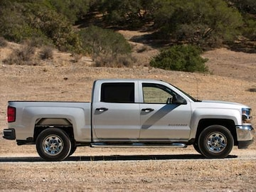 chevrolet used truck landers detail serving silverado at