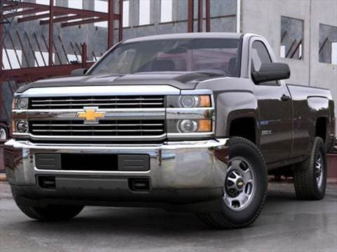 Chevrolet Silverado 3500 HD Regular Cab