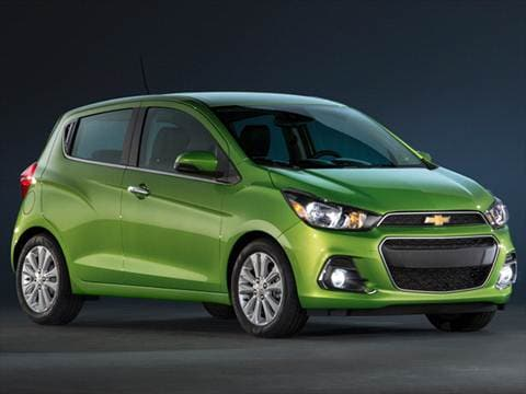 2016 Chevrolet Spark Pricing Ratings Amp Reviews Kelley