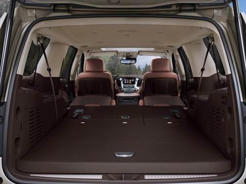 2016 chevrolet suburban 3500hd Interior