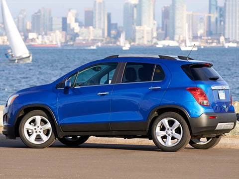 Lovely 2016 Chevy Trax Manual