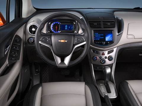 2016 Chevrolet Trax Pricing Ratings & Reviews