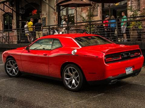 2016 Dodge Challenger Pricing Ratings Reviews Kelley Blue Book