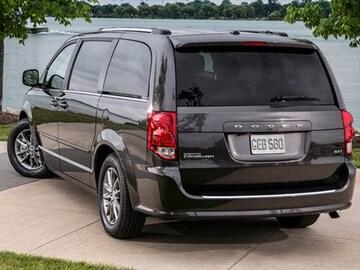 2016 Dodge Grand Caravan Penger Exterior