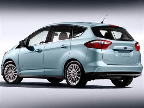 2016 ford c max hybrid Exterior