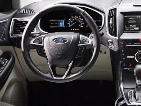 ... 2016 Ford Edge Interior