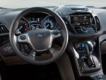 2016 ford escape pricing ratings reviews kelley blue book. Black Bedroom Furniture Sets. Home Design Ideas
